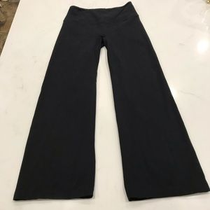 Spanx Wide Leg Yoga Pants size Med